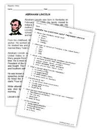 reading comprehension worksheets for college students free