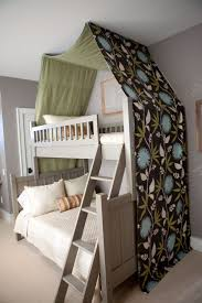 best 25 bunk bed canopies ideas on pinterest bunk bed tent kid s room with canopy bunk bed chalkboard wall paint mohawk berber carpet plan the mackintosh