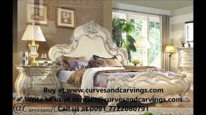 Bed Table Online Shopping In India Buy Designer Luxury Beds U0026 Bedroom Sets Online In India Youtube