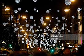 the world famous oxford street christmas lights switch on event