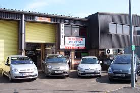peugeot dealers london k and m citroen and peugeot crowborough mot and service tyres