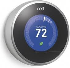 nest home depot black friday nest 2nd generation learning wifi thermostat ref 139 00