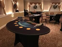 casino night mobile entertainment games on main line