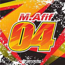 gambar desain nomer racing 04 m afif no start design racing free vector vectorpic