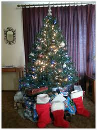 At Home Christmas Trees by Dani The Yarn To Tell