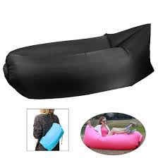 Sofa Bed Air by Beach Lounger Sofa Air Bed Lay Sack Portable Travel Holiday Couch