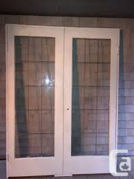 leaded glass french doors leaded glass french doors home design ideas pictures remodel and