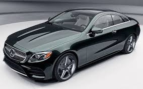 mercedes e400 coupe the 2018 mercedes e 400 a coupe with brains and brawn