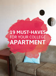 24 essentials for your college apartment kitchen room u0026 decor