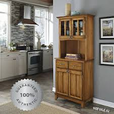 kitchen storage cabinets with drawers details about kitchen buffet hutch solid wood server storage cabinet drawers cottage oak brown