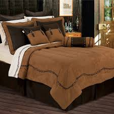 delectably yours com barbwire western bedding comforter set u0026 3
