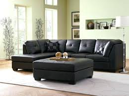 Gray Leather Sectional Sofas Charcoal Grey Leather Sectional Sofa Furniture Gray Unique