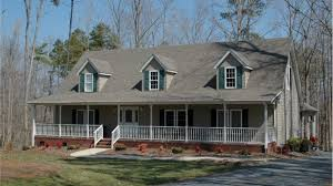 house plans with front and back porches beautiful one story house plans with front and back porches homes