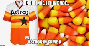 Candy Corn Meme - courtney madden on twitter could it be a sign astros fans
