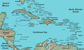 Grand Cayman Map Did You Know Former Dependencies Of Jamaica Cayman Islands