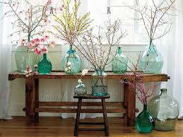 Interior Design With Flowers 15 Floral Arrangements With Flowering Branches Spring Home