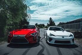 lexus lf lc blue first lexus lc 500 reviews supramkv 2018 2019 new toyota supra