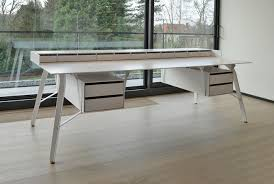 minimalist office desk office desk l leibal