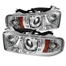 2001 dodge ram headlights spyder 1994 2001 dodge ram 1500 1994 2002 ram 2500 3500 1999