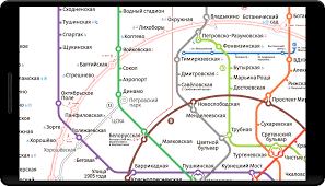 Moscow On Map Moscow Metro Map Android Apps On Google Play