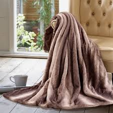 Faux Fur Throw Rugs Amazon Com Oversized Luxury Soft Silky Faux Fur Throw 60