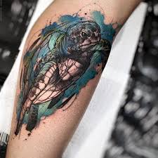 112 best watercolor tattoos for cool designs and ideas