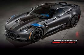 zo7 corvette 2017 corvette grand sport