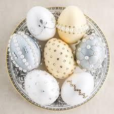 faux easter eggs faux fabergé easter tea eggs thirsty for tea
