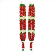 indian wedding flowers garlands petal garlands 2 garlands send flowers for to