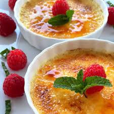 cuisine creme brulee vanilla bean creme brûlée recipe kitchenbowl