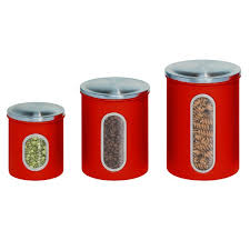 metal kitchen canister sets honey can do 3 kitchen canister set reviews wayfair