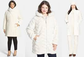 Womens Winter Coats Plus Size Currently Craving Plus Size Winter White Coats Shapely Chic