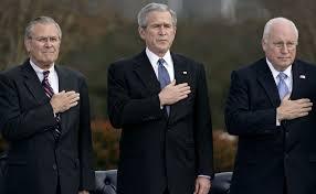 George Bush Cabinet George H W Bush Criticizes Rumsfeld Cheney In New Biography