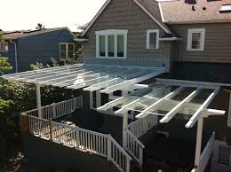 Trellis Seattle Canopies U0026 Porch Covers Transitional Seattle By Solarium