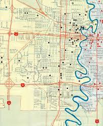 Map Of Fargo North Dakota Aaroads Interstate 94