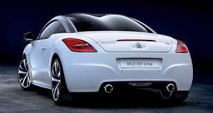 new peugeot sports car 2015 peugeot gt line