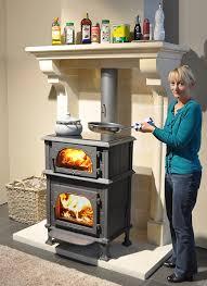 poele à bois pour cuisiner cuisinières à bois atre et loisirs importateur lohberger