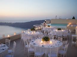 all inclusive wedding packages island santorini exclusive wedding weddings in santorini