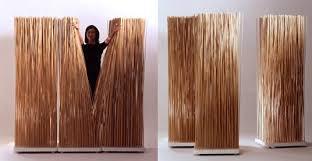 stick screen room divider inhabitat green design innovation