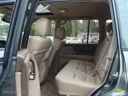 Toyota Land Cruiser Interior 2000 Toyota Land Cruiser Standard Land Cruiser Model Interior