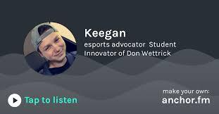 keegan anchor radio reinvented
