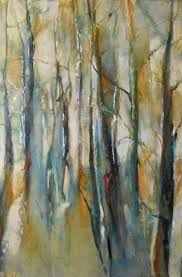 17 best ideas about abstract tree painting on abstract