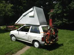 1989 ford festiva shogun v6 autos pinterest ford festiva and