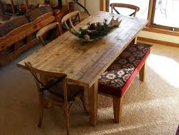 Barn Board Dining Room Tables - Room and board dining tables