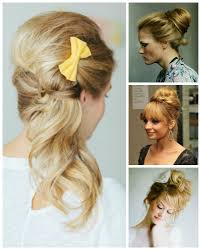 hairstyles with a hair donut beauty school sunday hair doughnuts done right high plains thrifter