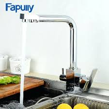 kitchen faucet water purifier kitchen faucet water filter system popular clean water purifier