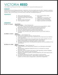 Server Resume Skills Examples Free by Server Resume Skills Free Resume Templates