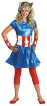 Dreamgirls Halloween Costumes American Dream Girls U0026 Tween Costume