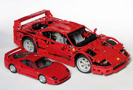 ferrari lego ferrari f40 page 4 lego technic mindstorms u0026 model team