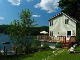 wraparound deck peaceful lake house in the white mtns huge vrbo
